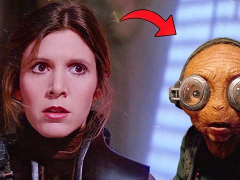 La inesperada Manera en la Que Leia Pudo Entrar al Palacio de Jabba