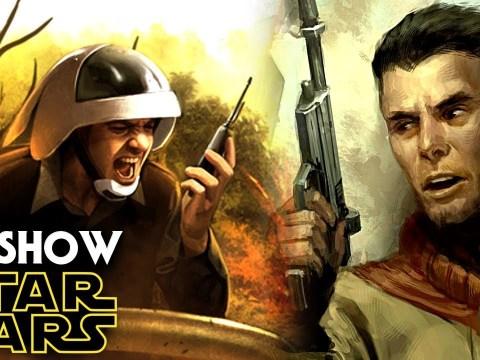 NEW Star Wars TV Show Update & News!