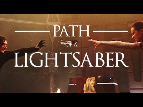 Path of a Lightsaber