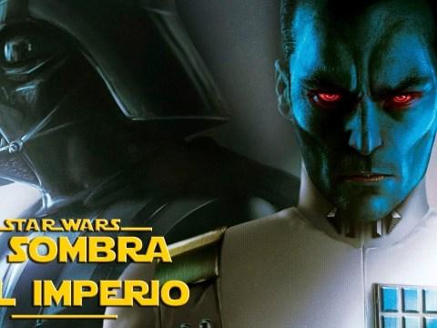 Por Qué Palpatine Le Ordenó a Darth Vader y Thrawn Que Trabajaran Juntos