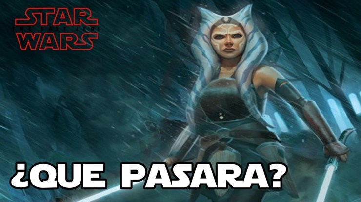 ¿Que va a pasar con Ahsoka? - Star Wars Rebels