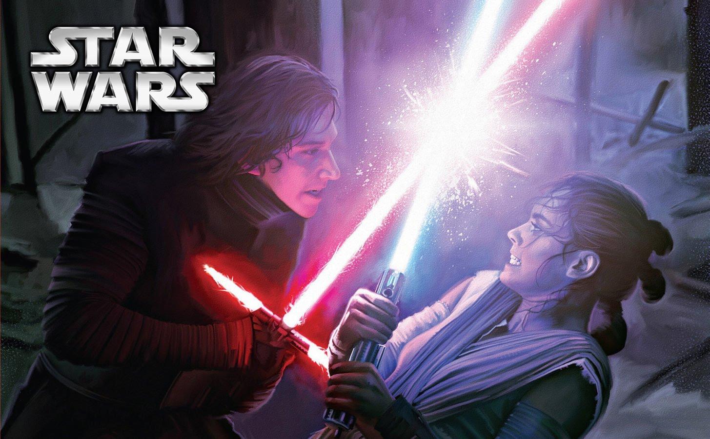 Rey Vs Kylo Ren A Heroine S Journey Star Wars Episode Viii Spoilers