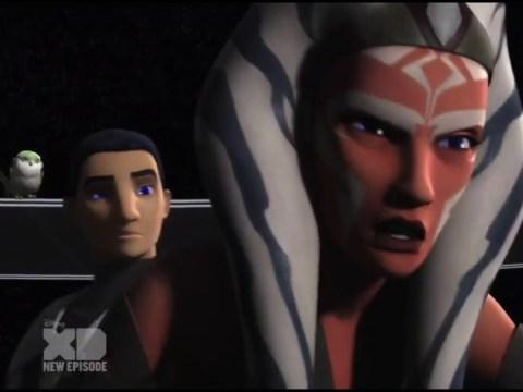 Star Wars Rebels Emperor Palpatine arrives