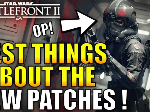 The BEST Things About The New Patches For Battlefront 2! 8