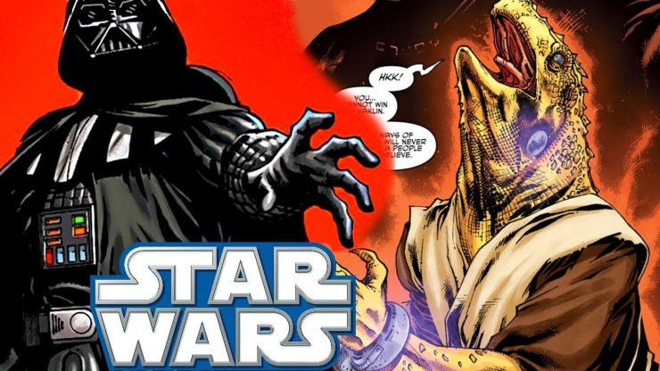 The SCARIEST Torture Method Darth Vader Used on a Jedi - Star Wars Comics Explained