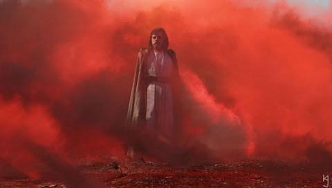 New Concept Art Of Key 'The Last Jedi' Scenes Revealed 10