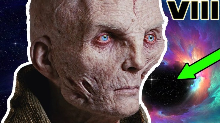 WHO is SNOKE'S MASTER? Star Wars Explained