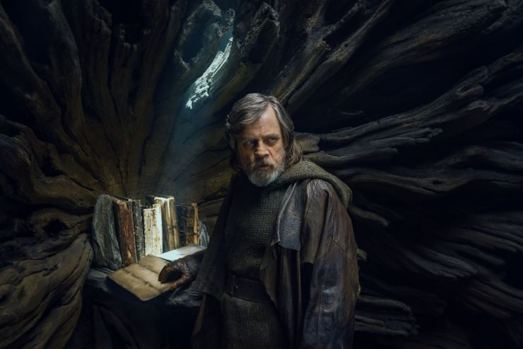 Mark Hamill acepta un Luke Skywalker digital en futuras Star Wars 3