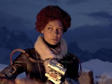 'Han Solo: Una historia de Star Wars': Thandie Newton
