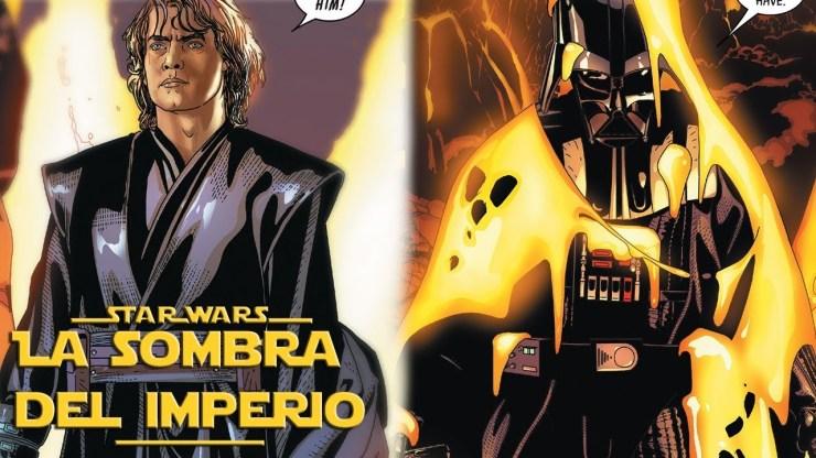 ¿Cómo Darth Vader Mató a Anakin Skywalker en Mustafar? – Star Wars Canon Actual