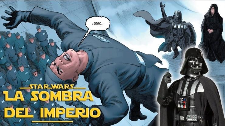 ¿Cómo Reaccionó el Imperio a la Aparición de Darth Vader? Canon 1
