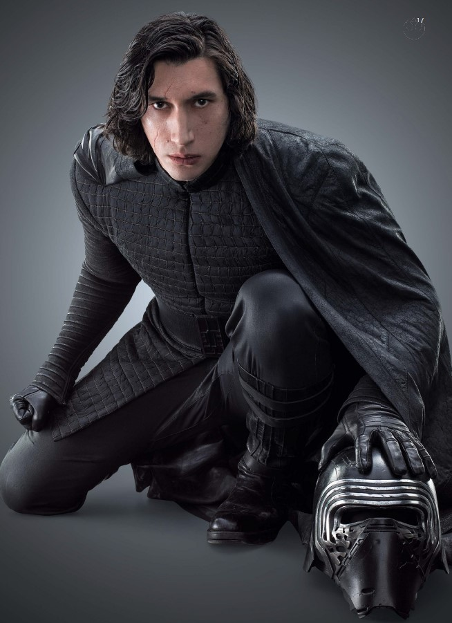KYLO REN COMMITTED TO THE DARK SIDE 1