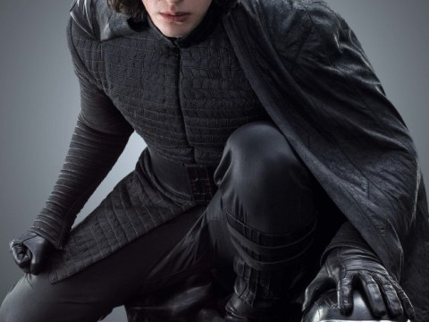 KYLO REN COMMITTED TO THE DARK SIDE