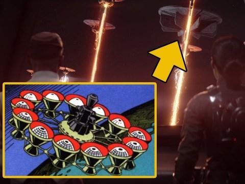 Operation: Cinder Satellites: Star Wars Canon vs Legends 10