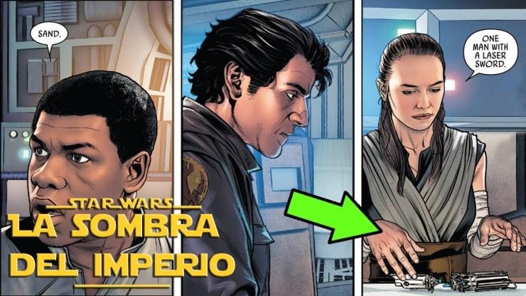 ¿Por qué Rey, Finn y Poe NO Desearían Volver a Jakku?