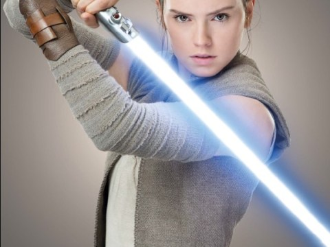 REY - MAY THE FORCE BE WITH HER