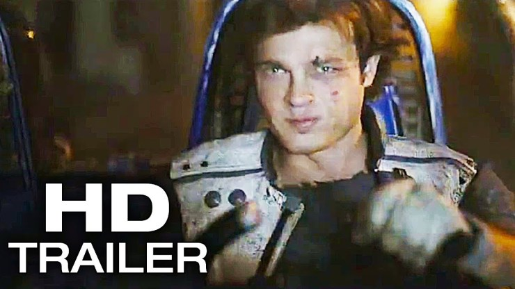 SOLO A STAR WARS STORY Criminal Life Trailer NEW (2018) 1