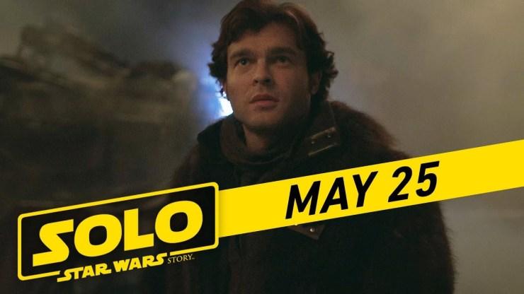 "Solo: A Star Wars Story   ""Han"" TV Spot (:30)"