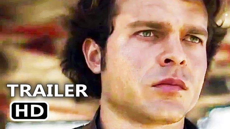 SOLO A STAR WARS STORY Official Trailer #2 (2018) Han Solo Movie HD