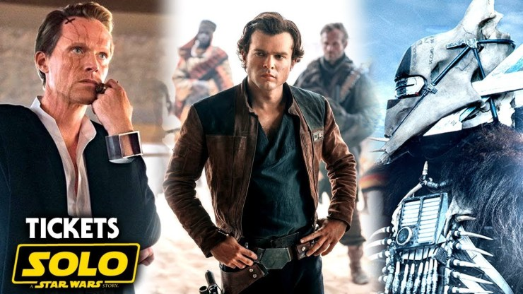 Solo A Star Wars Story When To Buy Tickets! (Star Wars News)