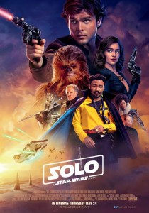Solo: A Star Wars Story International new posters
