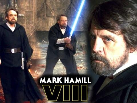 Star Wars! Mark Hamill Speaks The Truth! The Last Jedi 7