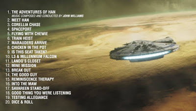 John Powell Reveals Tracklist For 'Solo: A Star Wars Story' Soundtrack Album