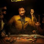 Solo: A Star Wars Story individual posters.