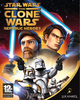 Download Star Wars The Clone Wars Republic Heroes(PSP Portable)