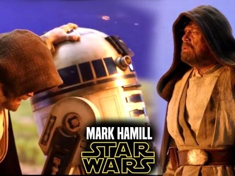 Mark Hamill Confirms Luke Is Dead Forever!
