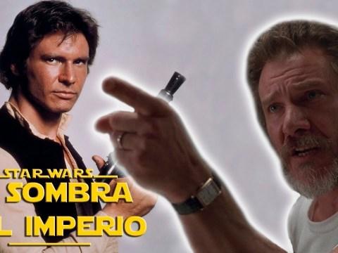¿Por Qué Harrison Ford Odia a Han Solo? - Star Wars
