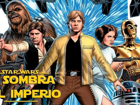 ¿Qué Pasó con Luke, Han y Leia tras Destruir la Estrella de la Muerte? 9