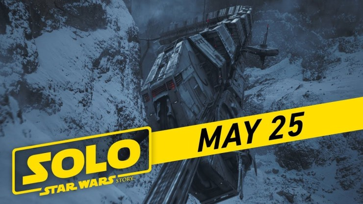 "Solo: A Star Wars Story | ""Risk"" TV Spot (:30)"
