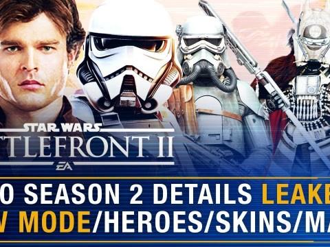 SOLO Season 2 Details LEAKED?   Battlefront Update 6