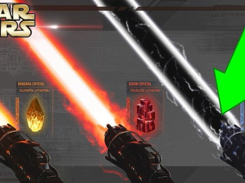 The Weapons The Jedi and Sith Used BEFORE LIGHTSABERS