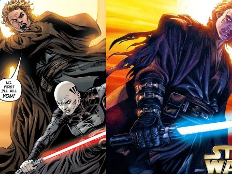 Why Anakin Tried to Kill Ventress In Secret Before Order 66