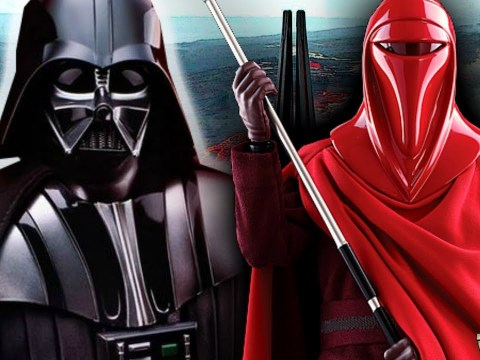 Why Darth Vader DISLIKED The Emperor's Guards 8