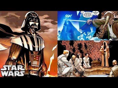 Why Jedi Survivors of Order 66 Didn't Reveal Darth Vader Was a Jedi