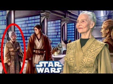 Why Jocasta Nu's Robes Were Different From Every Other Jedi