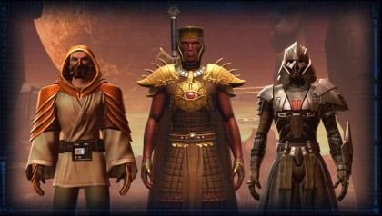 The Dark Side FORCE HOUNDS of the Rakata Infinite Empire