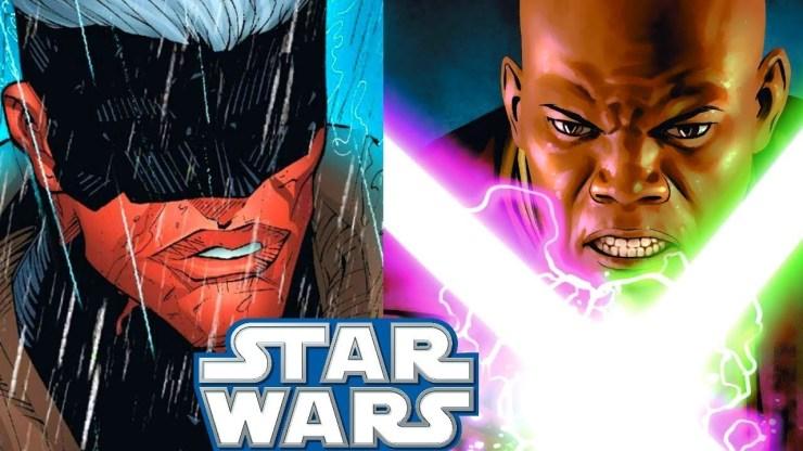 How Mace Windu Got Along With OTHER Jedi(CANON) - Star Wars Comics
