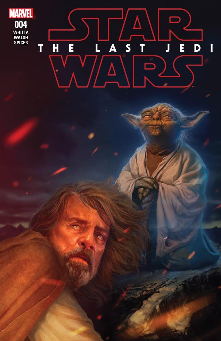 Star Wars - The Last Jedi Adaptation