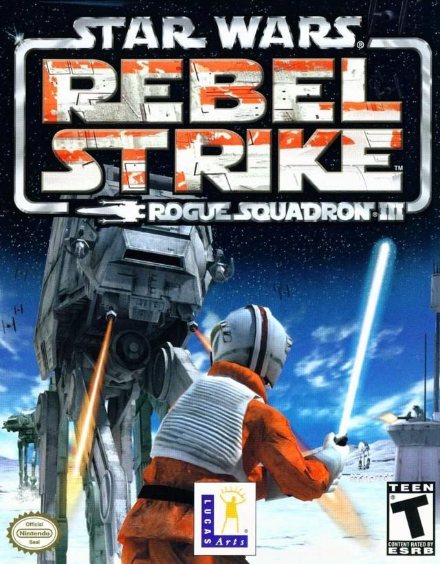 Star Wars Rogue Squadron III Rebel Strike
