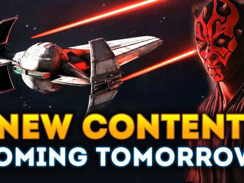 NEW CONTENT RELEASING TOMORROW! Hero Starfighter Mode, New Updates! - Star Wars Battlefront 2
