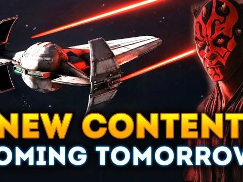 NEW CONTENT RELEASING TOMORROW! Hero Starfighter Mode, New Updates! - Star Wars Battlefront 2
