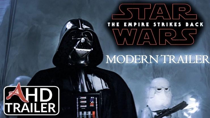 Star Wars: Empire Strikes Back - Modern Trailer (2018) 1