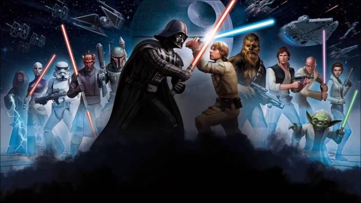 Star Wars: The Original Trilogy Soundtrack Compilation 1