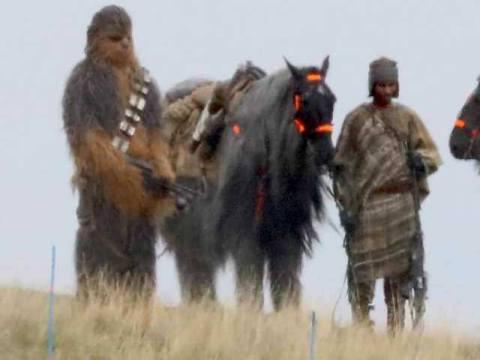 Star Wars Episode IX Pictures