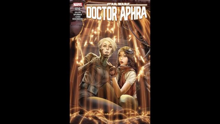 Star Wars - Doctor Aphra (2016-) 016 (2018)