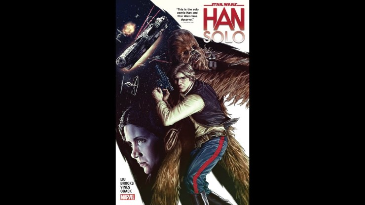 Star Wars - Han Solo (Marvel Comic) (2017) 1